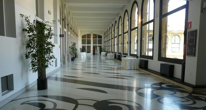 Chiostro Palazzo delle Stelline